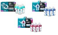 Tommee Tippee single 3x 260ml Advanced Comfort Anti-Colic Baby Bottles bottles