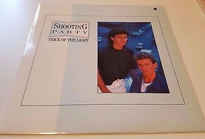 """SHOOTING PARTY - Trick Of The Light ~12"""" Vinyl Single"""
