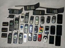 Lot of 33 Cell Phones. Nokia, Samsung, Ericsson, Lg and More.