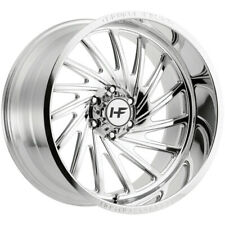 "Hostile HF06 Chaos (Right) 20x12 6x5.5"" -44mm Polished Wheel Rim 20"" Inch"