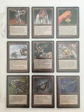 Magic the Gathering: Ice Age (1995) complete set (383 cards)