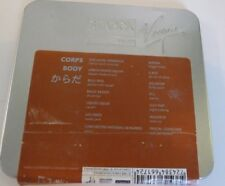 RARE COFFRET METAL CD PHILIPPE STARCK WITH VIRGIN CORPS BODY LOU REED IGGY POP
