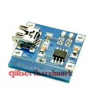 Tp4056 1A Lithium Battery Charging Board Charger Module Micro Interface Parts