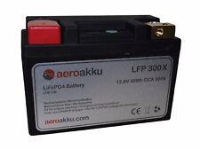 AEROAKKU LFP 300 X LiFePO4 Akku 12,8V 300A CCA 48Wh 4Ah