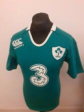 IRELAND RUGBY SHIRT JERSEY (LARGE)