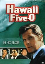 Hawaii Five-O: The First Season [New DVD] Full Frame, Dolby, Sensormatic