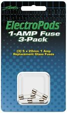 1-Amp Replacement Fuses Street FX  1044700