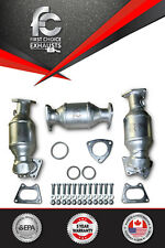 Fits 2003 2004 2005 2006 Acura MDX Catalytic Converter Set D/S P/S & Rear 3.5L