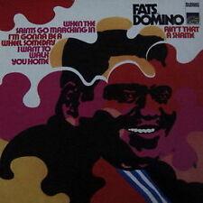 """12"""" LP Fats Domino Ain`t That A Shame When The Saints Coucher du soleil SLS 50"""