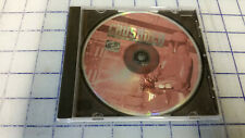 Crusader: No Regret (sequel to No Remorse) Origin/EA pc CD-ROM game 1996
