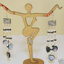Pearl Shell Earrings, women fashion accessories