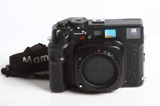 Mamiya 7II schwarz Gehäuse 7 II Rangefinder Mittelformat