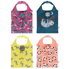 Eco animal foldable shopping bag