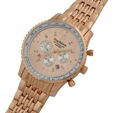 KRUG BAUMEN Mens Air Traveller Diamond Watch 600603DS                         *A