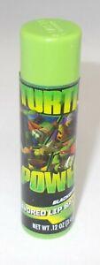 Teenage Mutant Ninja Turtles Parfumé Lèvre Baume Blackberry Neuf Emballé