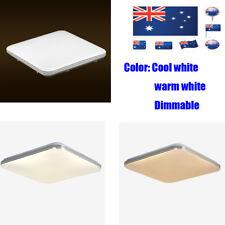 LED Ceiling Light 36W/48W Bathroom Square Living Lamp Cool/warm fixture bedroom