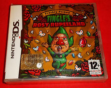 FRESHLY PICKED TINGLE'S ROSY RUPEELAND Nintendo Ds Versione Italiana ○○  NUOVO