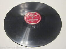 "10"" 78 RPM RECORDS ST PAUL CHURCH CHOIR OF LOS ANGELES WE SURE DO NEED HIM NOW"
