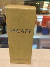 Escape By Calvin Klein Women Pure Perfume Refillable Spray 0.33 oz NIB