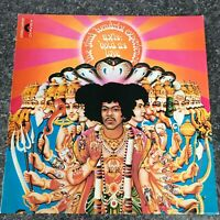 LP VINYL THE JIMI HENDRIX EXPERIENCE~AXIS BOLD AS LOVE 2459 391 ITALIAN PRESS EX