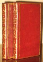 1747, SUPERBE MAROQUIN, Œuvres d'Etienne Pavillon, de l'Académie françoise, RARE
