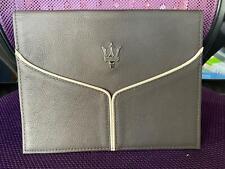 Maserati Leather Portfoliofolder
