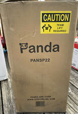 Panda 22 lbs Portable Spin Dryer, 0.6 cu. ft., 3200 Rpm, Stainless Steel