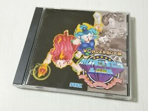 Sega PC Windows 98 XP WONDER BOY III Monster Lair Japan 0314A23