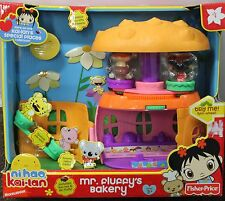 NI HAO KAI-LAN MR. FLUFFY'S BAKERY PLAYSET Preschool Girl Toy Nick Jr Asian NEW