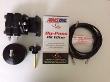 Ford Powerstroke Diesel 6.4 bypass oil filter 2008-2010 (BLACK OPS)
