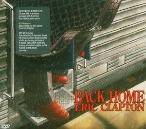 Back Home (CD + 1 DVD) Eric Clapton - NEUF