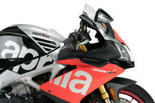 Aprilia RSV 4 RF 15-20 Puig Schwarz / Downforce Spoiler Racing Flügel M2334N