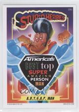 2014 Wax Eye Stupid Heroes #39b ABTSap Man Non-Sports Card 2a1