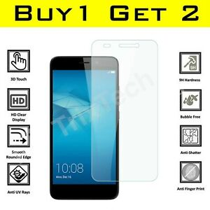 Tempered Glass Screen Protector For Huawei Honor 7