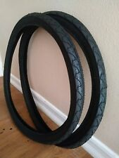 2- 26x1.95 Duro street bicycle tire comfort  beach cruiser mountain bike