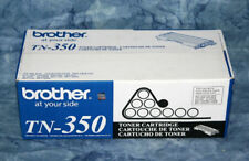 GENUINE BROTHER TN-350 TONER CARTRIDGE BRAND NEW!