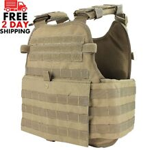 Condor Tactical MOPC-003 Operator Plate Carrier Vest Body Armor Molle Chest Rig