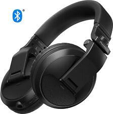 Auricular Profesional para Dj Pioneer HDJ-X5BT-K Dedo Dinámica Negro Bluetooth