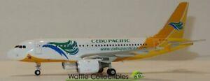 1:200 Gemini Jets Cebu Pacific A319-100 RP-C3192 17029 G2CEB008 Airplane Model