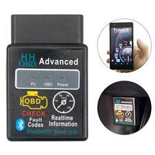 US Car Bluetooth ELM327 OBD2 OBDII Diagnostic Scanner Code Reader Tool Universal