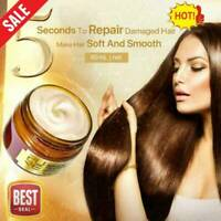 MAGICAL KERATIN HAIR TREATMENT MASK 5 SECONDS REPAIRS DAMAGE HAIR HOT HAIR K8W9