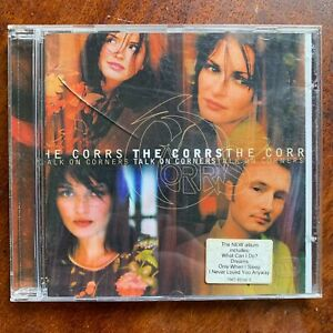 The Corrs Talk on Corners CD Vocal Rock Pop Album