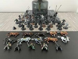 LOTR Minis - Riders Of Rohan Uruk Hai Siege Troops Helms Deep GW Warhammer