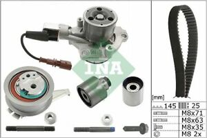 INA 530065030 TIMING BELT KIT AND SWITCHABLE WATER PUMP