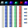 85PCS T5 Wedge LED Speedometer Gauge Cluster Dash Light Bulbs 74 85 286 For