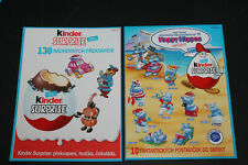 Ferrero Werbematerial - Werbeblatt DIN A 5 Kinderino Hippo Holiday OST EU