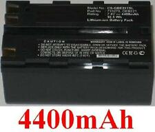 Battery 4400mAh type 724117 733269 GEB221 For Leica Piper 200