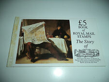 (199) 5 POUND BOOK OF STAMPS, THE STORY OF THE TIMES NEWSPAPER.