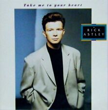 Rick Astley Take Me To Your Heart Uk 12""