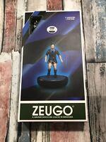ZEUGO BLACK/BLUE FOOTBALL TEAM - BNWT - SUBBUTEO